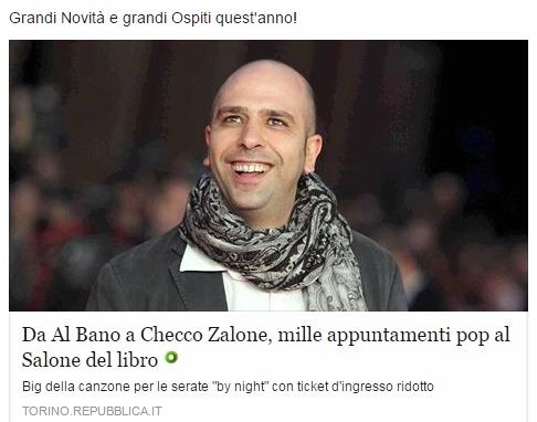 Новости с книжной ярмарки Турина