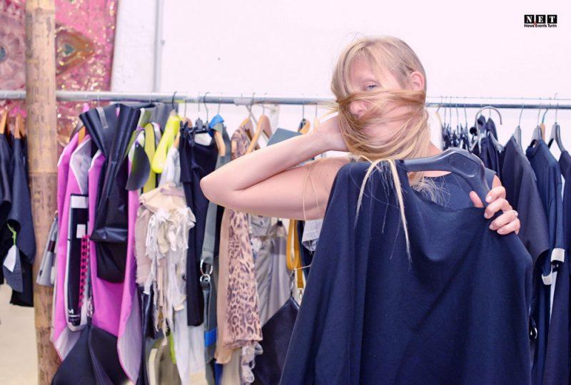 Шоппинг в Италии и Турине, знакомство в модельерам