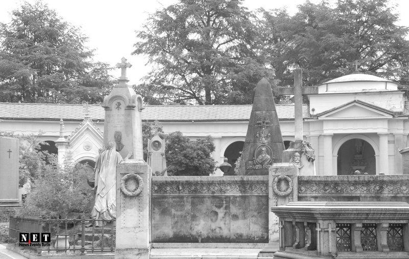 Кладбище Турина на окраине города