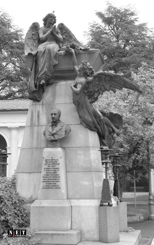 Ангелы на кладбище Турина