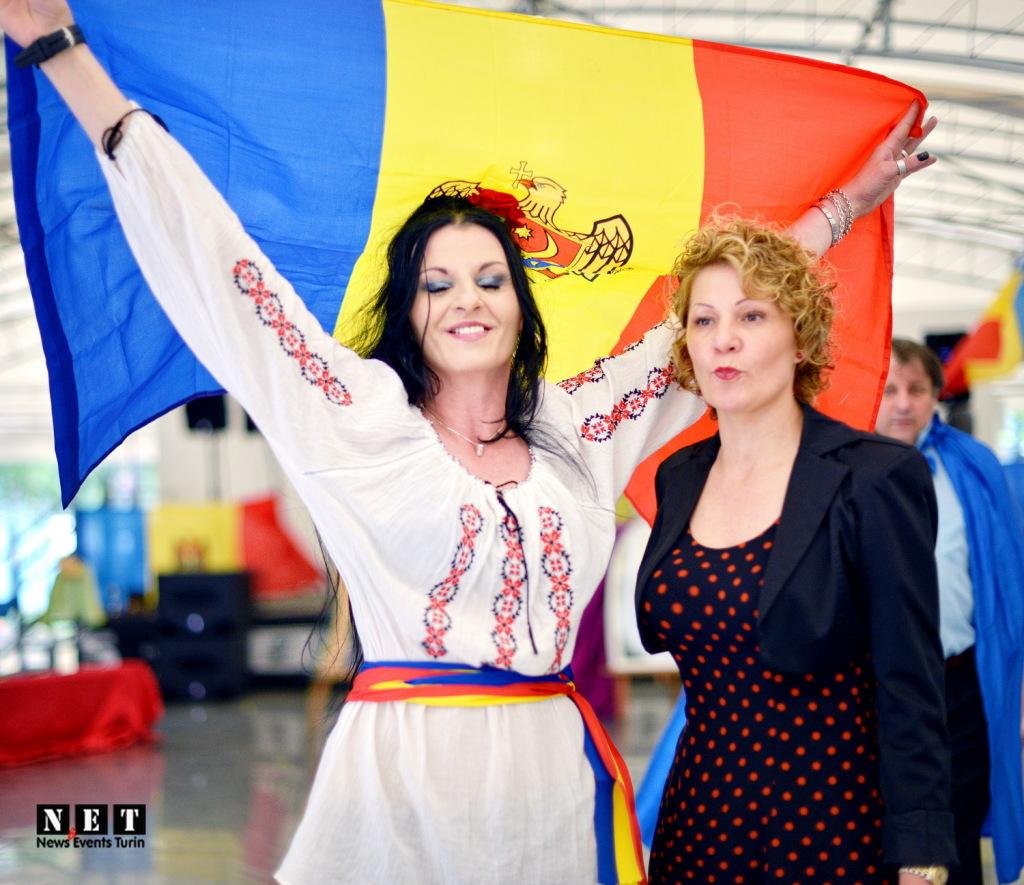Елена Путина Турин Италия молдаванка