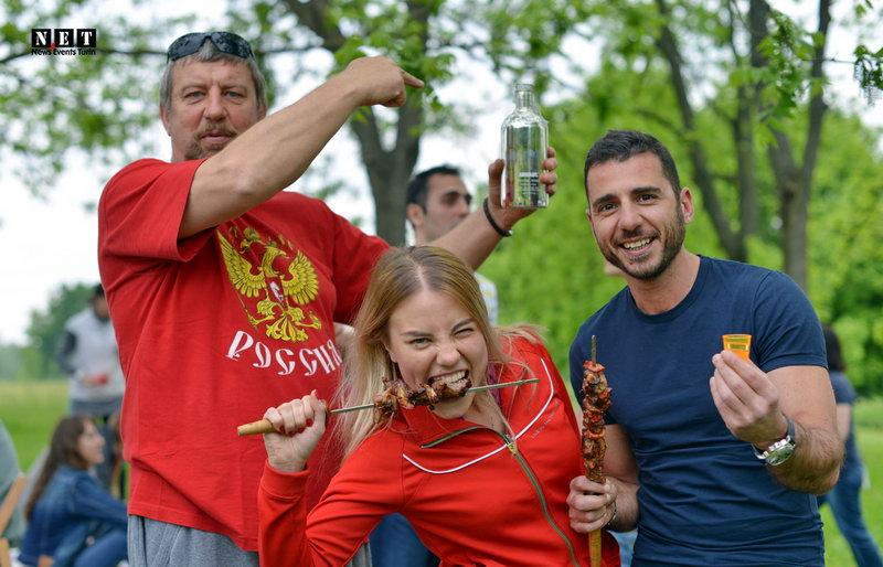 Фотографии русского шашлыка Турин