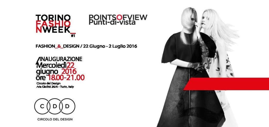 Открытие недели высокой моды в Турине