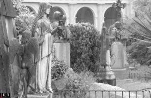 Монументальное кладбище Турина одно из самых красивых в Италии фотографии