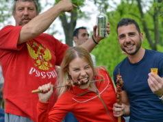 Встречи русскоязычных в Турине 2016 фото и видео