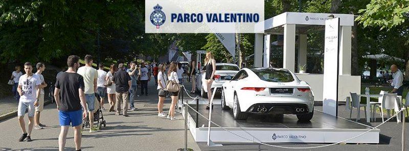 Автосалон в турине парк валентино