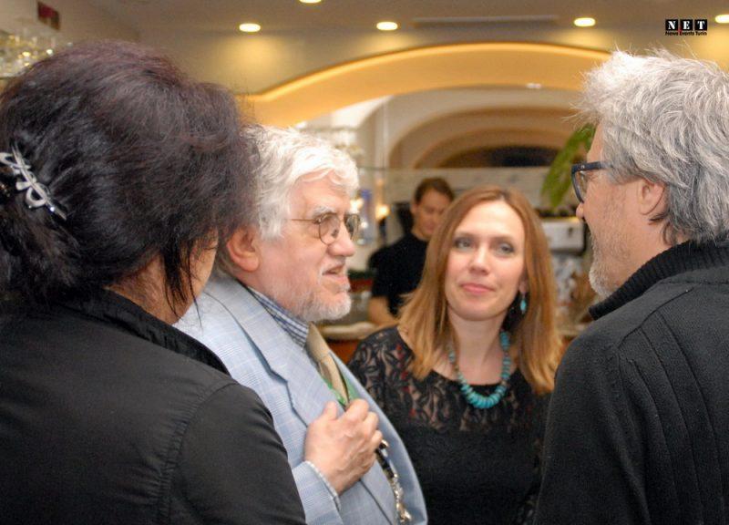 Выставка Адриана Черней Монтекиаро