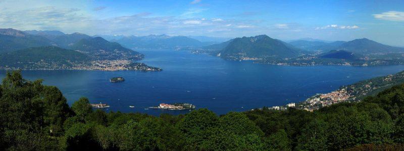 Лучшие места Севера Италии Лаго Маджиоре