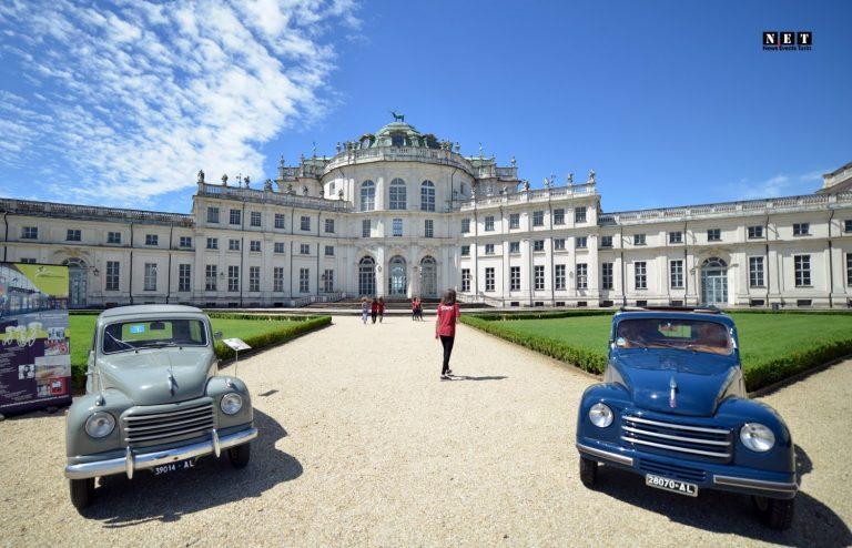 Fiat 500 Topolino празднует свое 80 летие в Турине.