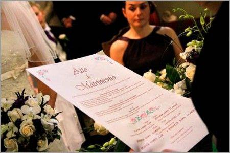 Заключение брака в Италии документы куда пойти