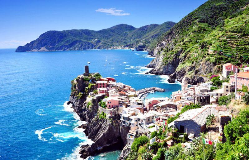 cinque-terre-vernazza-parco nazionale italiano