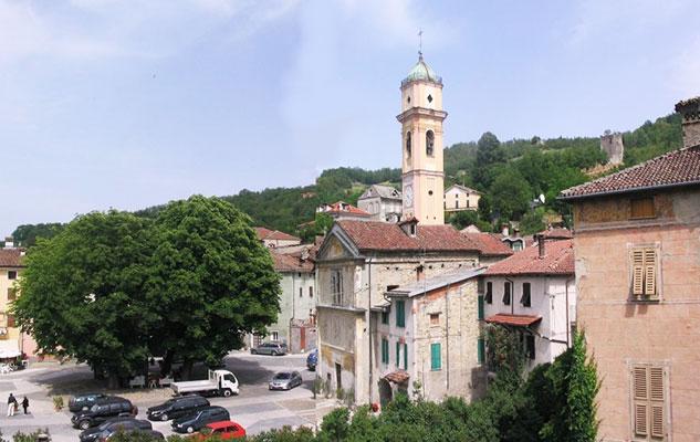 Тихие городки и села Пьемонта