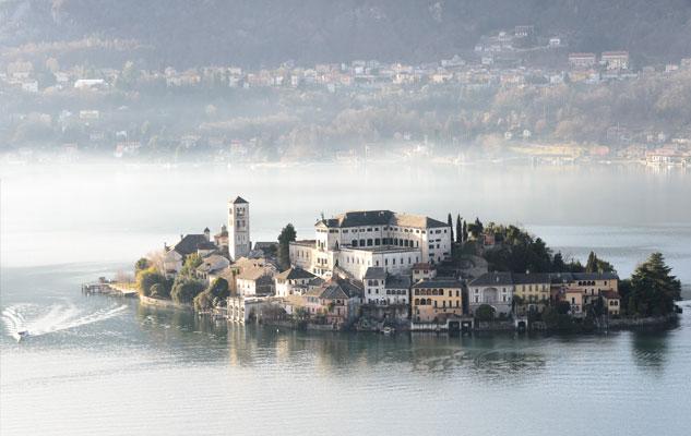 Озера и острова Турина Пьемонта Лучшие деревушки Пьемонта - Красоты Италии