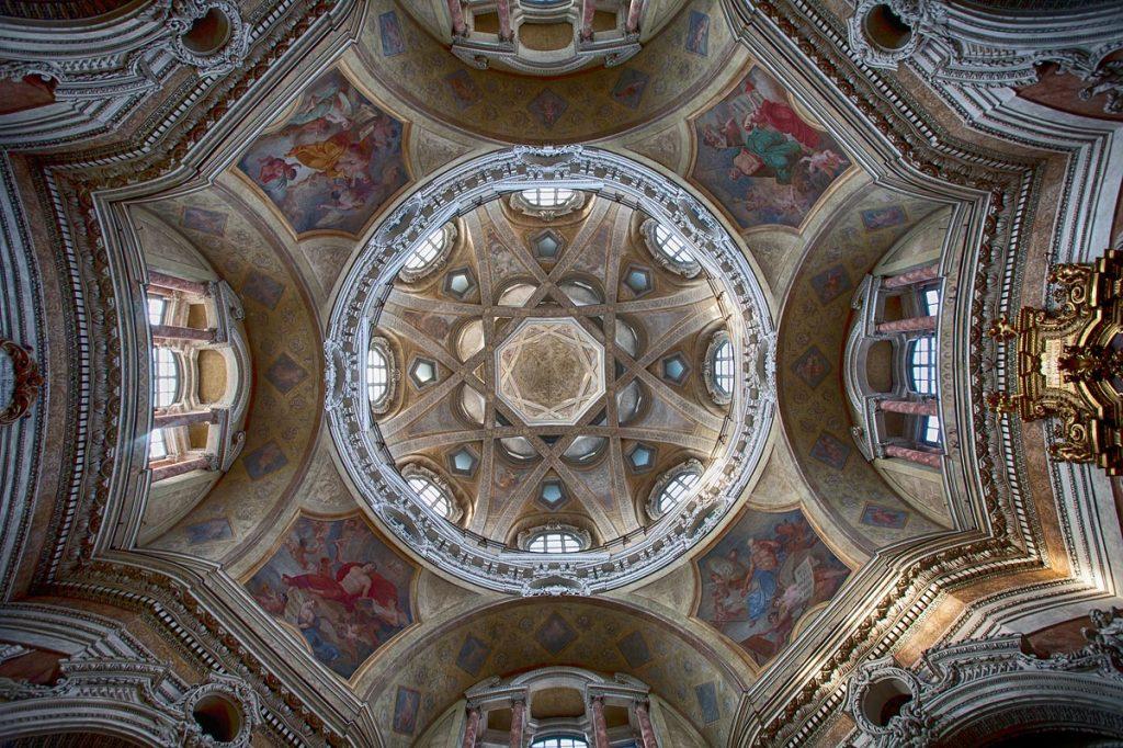 chiesa san lorenzo torino-turin-piemont