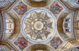 Церковь святого Лаврентия Турин первая церковь, в которой располагалась Плащаница