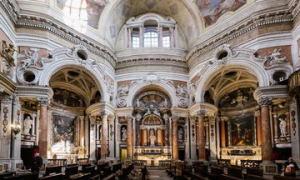 Chiesa di San Lorenzo Torino – Достопримечательности Турина.