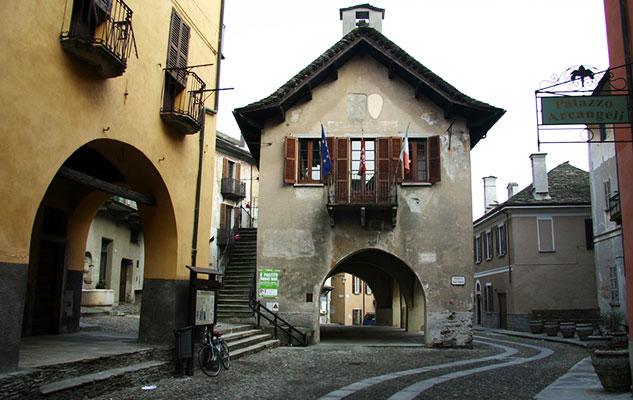 Красивые и загадочные места в регионе Пьемонт Турин Италия