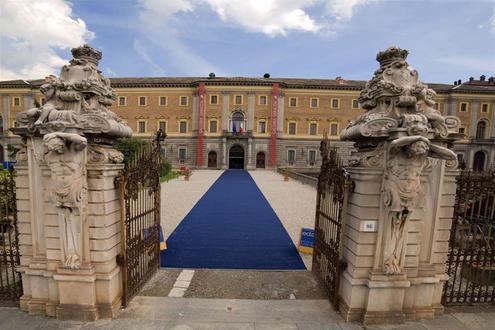 Вход в музей Турина Сабауда Савойская галерея