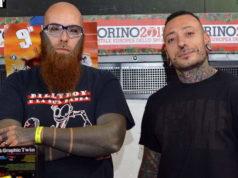 Слет татуировщиков в Турине