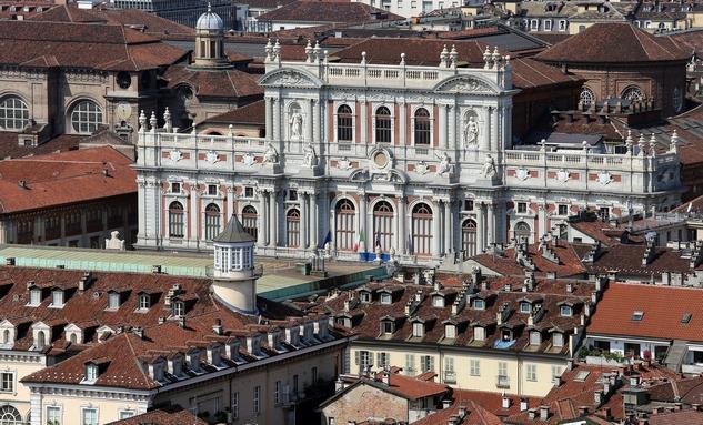 Эпоха возрождения Италии музей в Турине