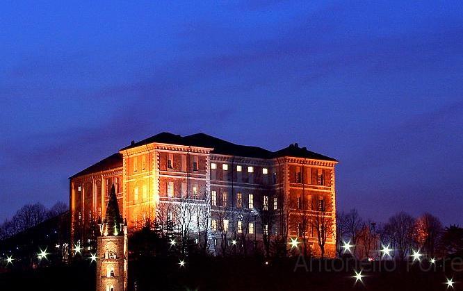 Что посмотреть в Турине замок Риволи