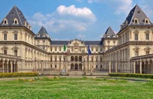 Замок Валентино в Турине - Достопримечательности Турина