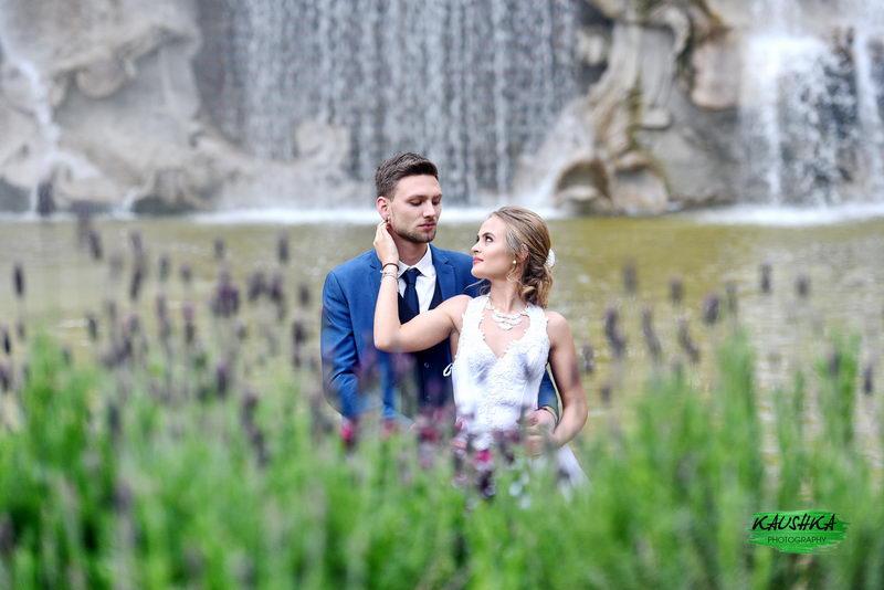 Фотограф в Турине Италии свадебные фотосессии