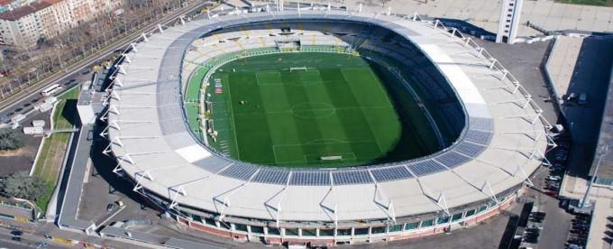 Турин олимпийский стадион италия