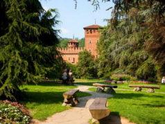 Парк Валентино – зеленое сердце Турина