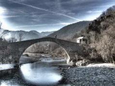 Мост Дьявола в Турине КРАСОТЫ ИТАЛИИ