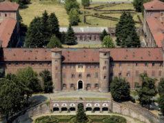 Замок Монкальери в Турине дворцы Италии