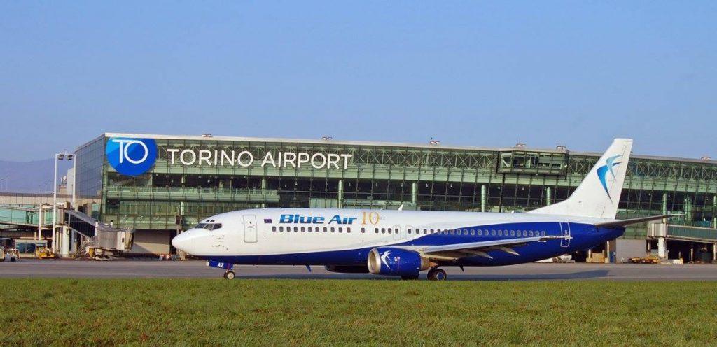 Аэропорт города Турин Италия фото видео