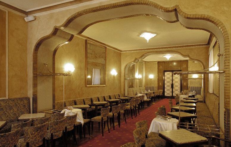 Список лучших кафе Турина Фиорио