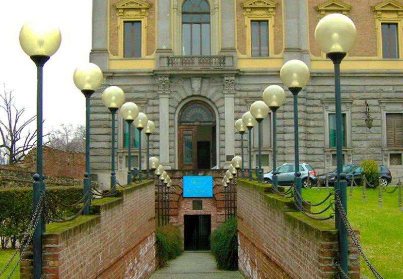 Археологический музей Турина museo antichità torino Турин
