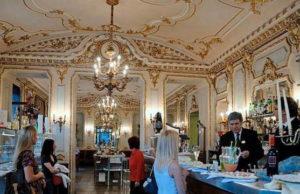 Исторические кафе Турина - Список лучших исторических кафе Турина