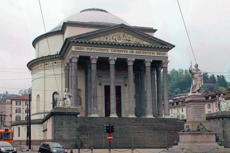 Церковь Гран Мадре в Турине лучший обзор церквей