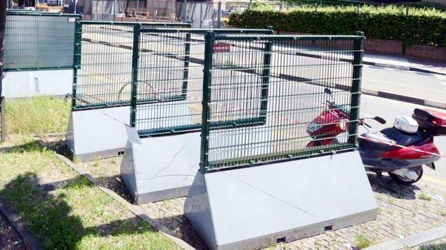 Металлоискатели и заграждения, меры безопасности на Новый год на площади в Турине