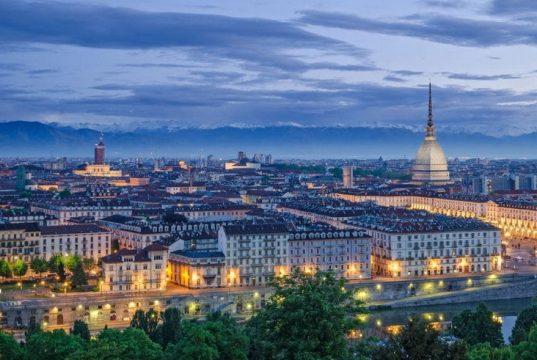 Город Турин туристическая столица 2017