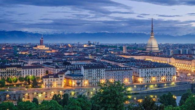 Турин европейская столица туризма в 2017 году