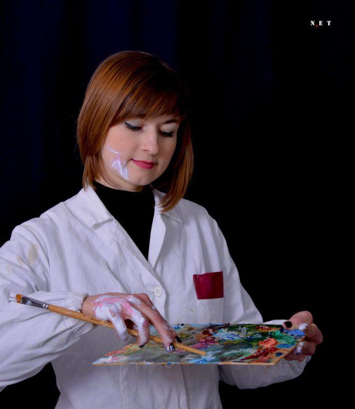 Alessia Fiore accademia Albertina Torino Italia