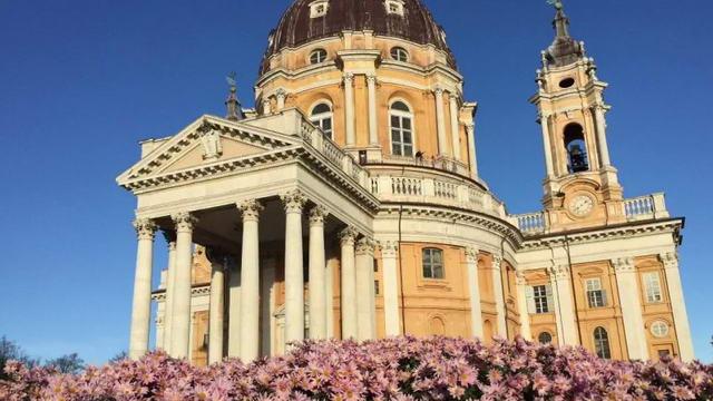 Базилика Суперга в Турине — Basilica di Superga Torino