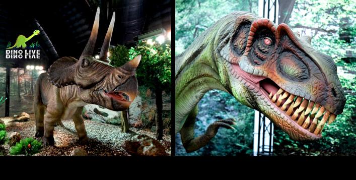 Динозавры в Турине что посмотреть интересного