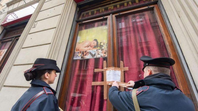 В Турине ликвидирована китайская мафия массажные центры