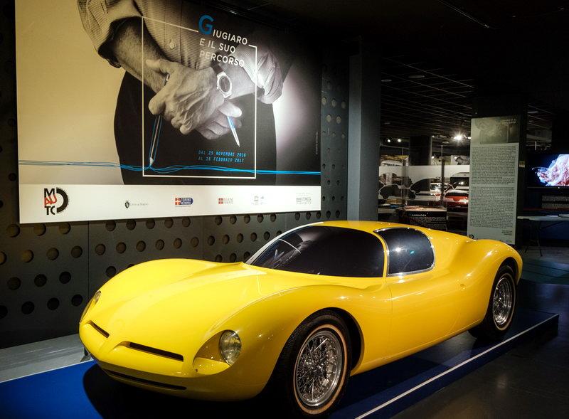 Что интересного посмотреть в Турине автомобильный музей выставка Турин в январе 2017 года