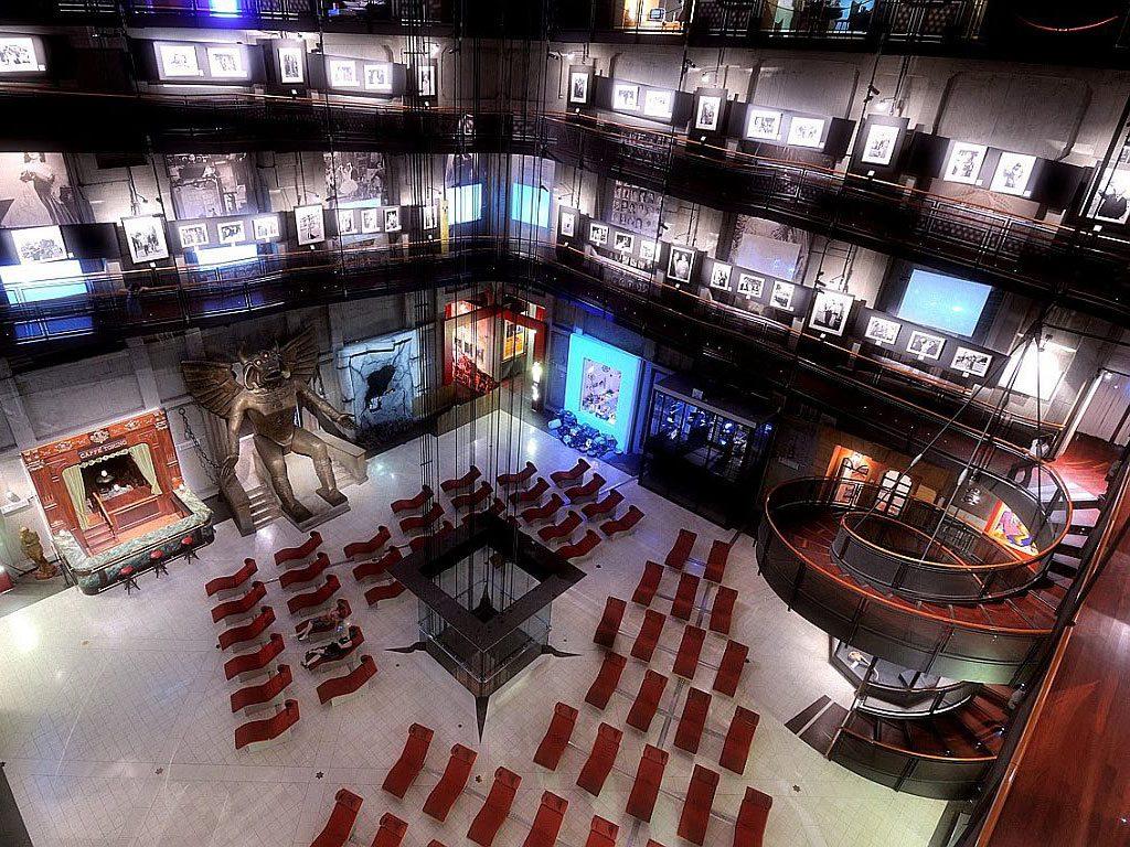 Национальный музей кинематографии в Турине