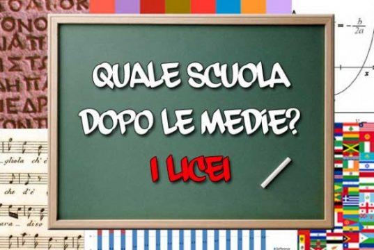 Итальянская средняя школа богатый выбор в Турине