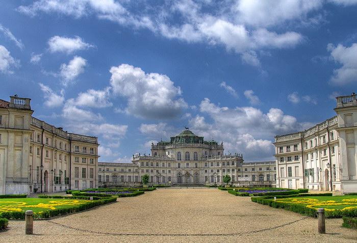 Охотничий дворец Ступиниджи : предложение на сан валентино Турин