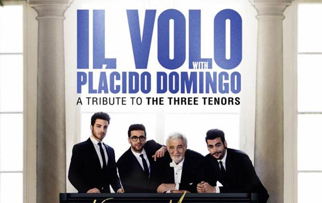 В Турине концерт группы Il Volo
