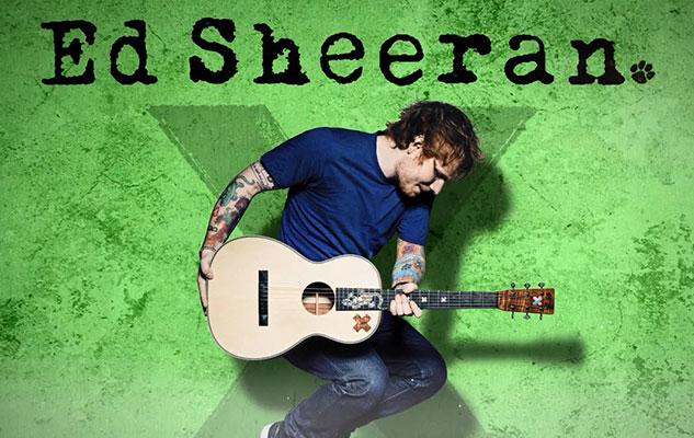 Ширан - Ed Sheeran концерты в Турине