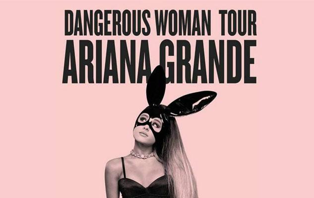 Концерт в Турине Гранде - Ariana Grande